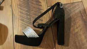 High Heels Pumps von Nelly Gr.39 Glitzer