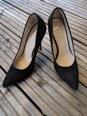 High Heels Pumps wildleder Look Größe 37 even and & odd
