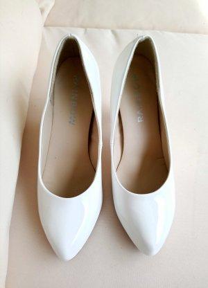 High Heels Rainbow Weiß Elegant Hochzeit