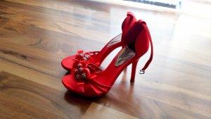 High Heels, rot, Gr. 36.5