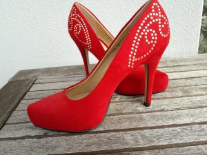 High Heels rot von Graceland