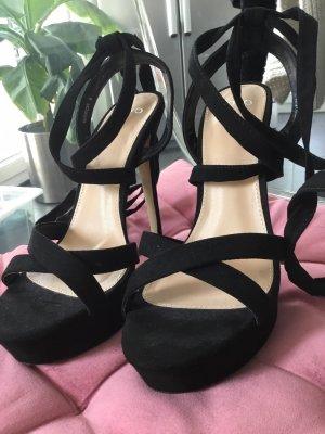 High Heels Sandale Gr. 39