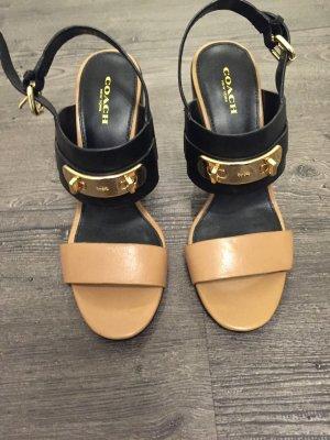 High heels Sandalette von Coach