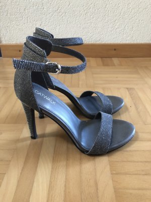 Catwalk High Heel Sandal multicolored