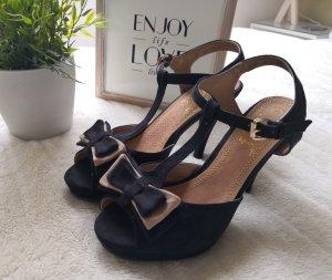 high Heels#schleife#sommer#Bloggerstyle