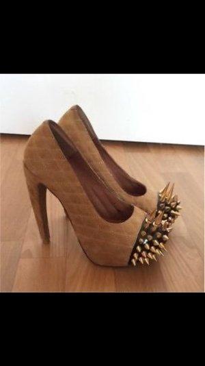 High Heels / Schuhe/ Pumps Jeffrey Campbell Handmade