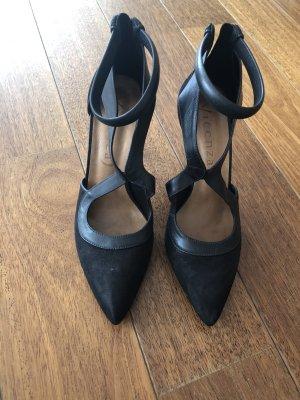 High Heels schwarz 38