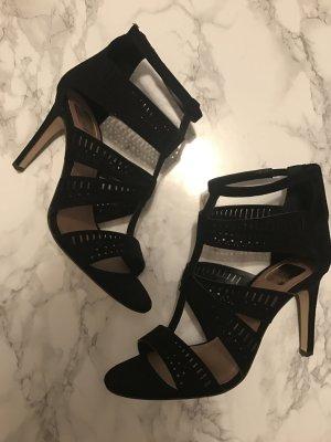 High heels schwarz bullboxer