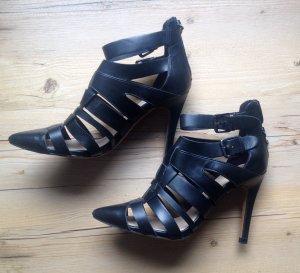 High Heels, schwarz Gr. 39