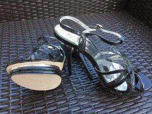 High Heels schwarz gr 40