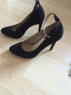 High Heels schwarz Größe 37