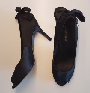 High-Heels schwarz in 39