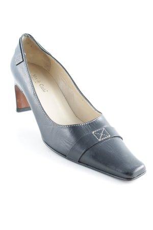 High Heels schwarz-weiß