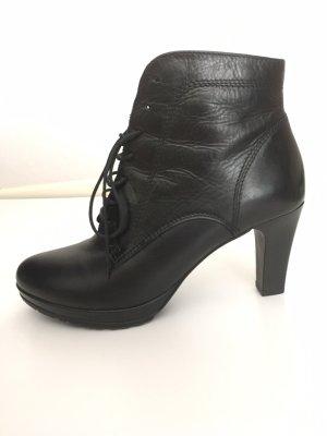 Tamaris Bottines à lacets noir