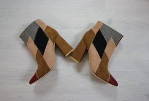High Heels Stiefeletten Boots Gr 40