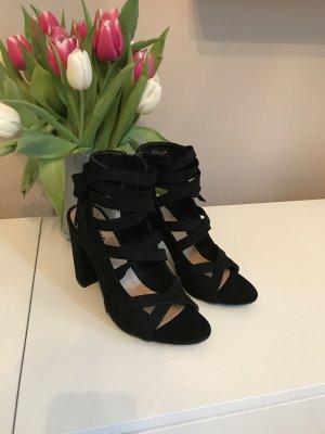 JustFab High Heels black
