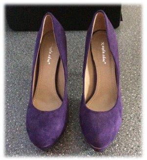 High Heels violett NEU von Kayla