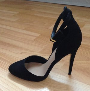 High heels von Asos in Samt
