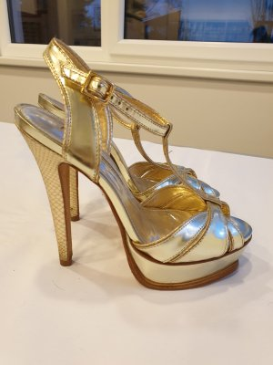 High Heels von buffalo,  gold