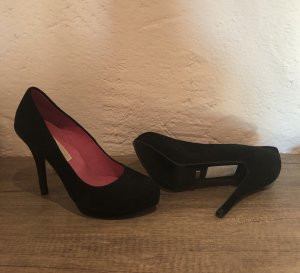 High Heels von Buffalo london - Plateau Pumps - Leder