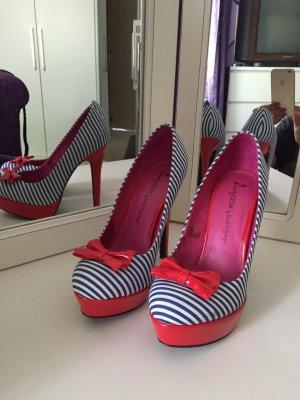 High-Heels von Daniela Katzenberger