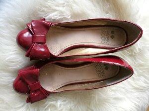 Even & Odd High Heels raspberry-red
