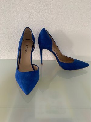 High Heels von Just Fab in blau