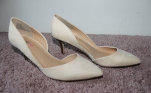 JustFab High Heels natural white-oatmeal