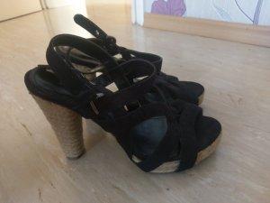 Mustang Shoes Escarpins noir-crème