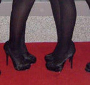 High Heels von Nelly schwarz