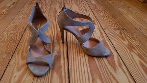 High Heels von Pedro Miralles in Taupe