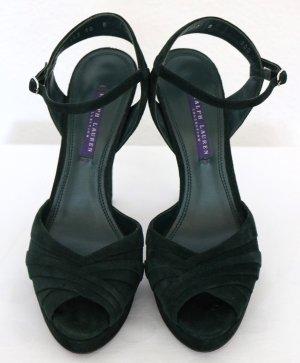 High Heels von Ralph Lauren Collection - NEU - Gr. 41 - Wildleder