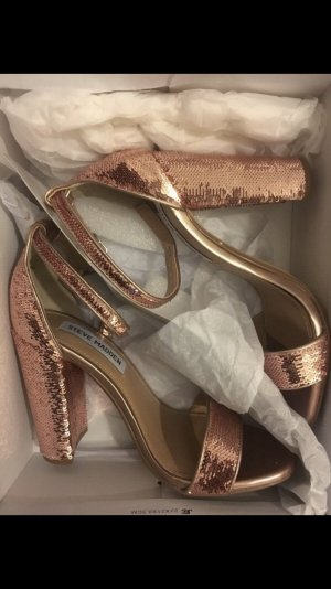 Steve Madden High Heel Sandal rose-gold-coloured