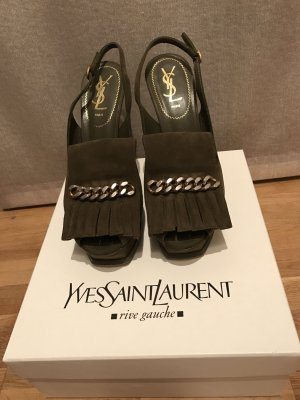 High Heels von Yves Saint Laurent.
