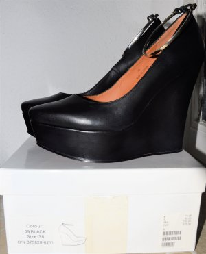 High heels - Wedges - komplett Leder - &other Stories - neu - 38