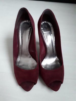 High Heels, Zara Basic, pink