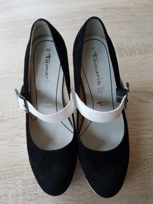 High Heels  zweifarbig von Tamaris letzte Preissenkung