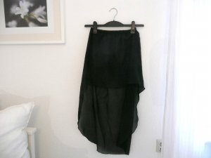 Broomstick Skirt black polyester