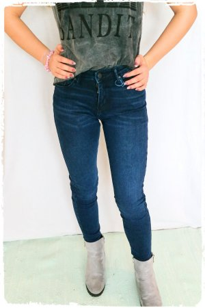high rise Jeans von Esprit a skinny is a skinny