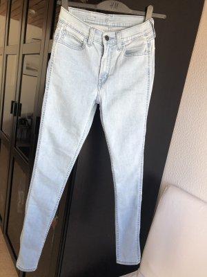 High Rise Levi's Jeans, Denim, lightblue