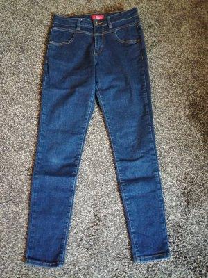 High rise Skinny Jeans von s. Oliver, Gr. 38