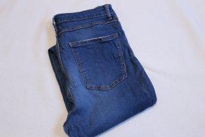 High Rise Skinny Jeans von Zara