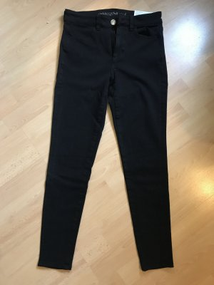 High Rise Stretch Jeans