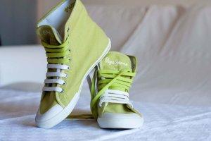 High Sneakers NEU Pepe Jeans + original Karton