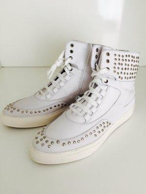 High Sneakers Ovye by Christina lucchi, Gr. 39, neu mit Karton, weiß