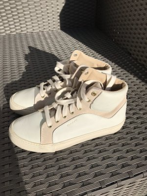High Top Sneaker GANT in cremeweiss/puder