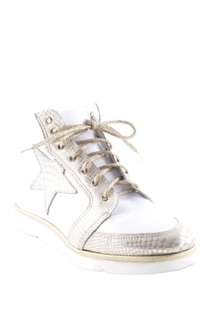 "High Top Sneaker ""Joana & Paola"""