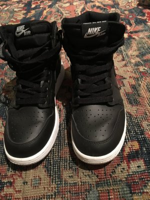 High-top sneaker Nike air