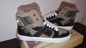High Top Sneaker Superdry