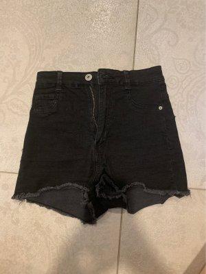 High Waist Bershka Shorts